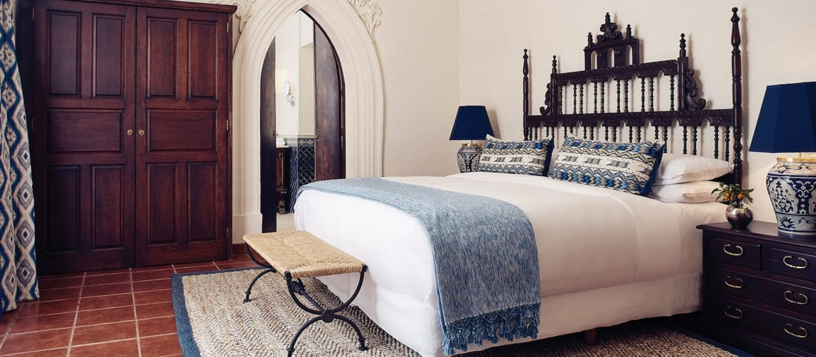 Hotel Belmond Casa de Sierra Nevada Mexico