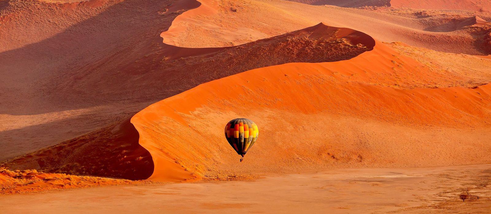 Namibia Flugreise: Die Klassiker Urlaub 2