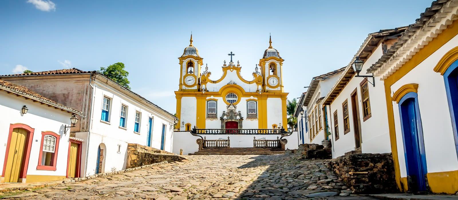 Colonial Brazil and Fernando de Noronha Tour Trip 1