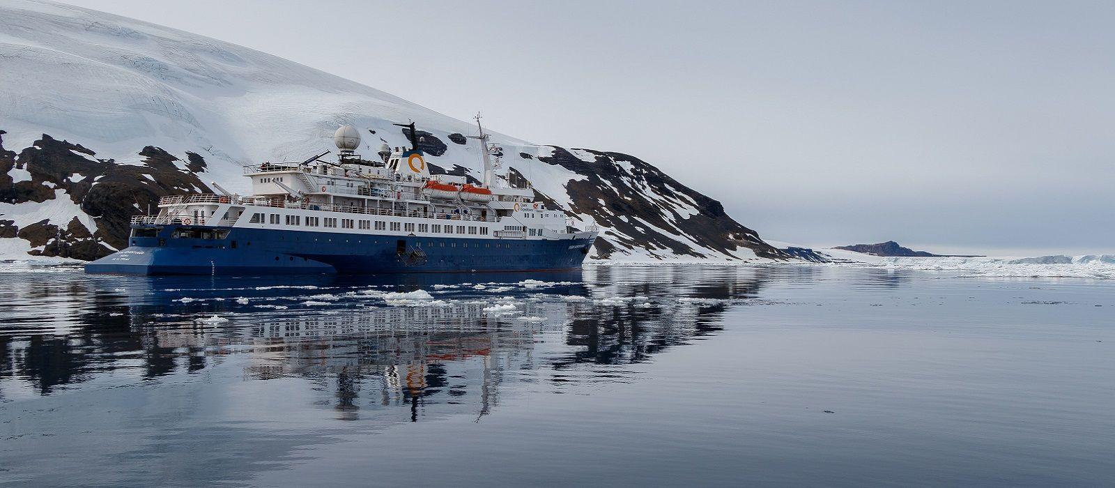 Abenteuer im Südlichen Ozean: Falkland Inseln und Antarktis Urlaub 4