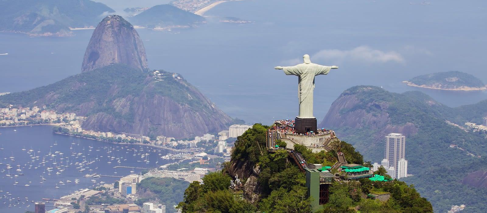 Brazil's Big Cities, Nature and Beach Tour Trip 3