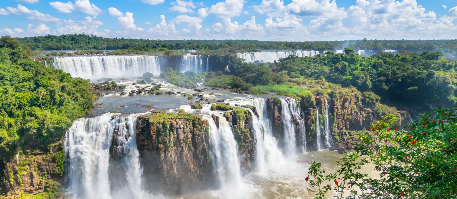 Iguazu, Gold Rush and Beaches Tour Trip 2