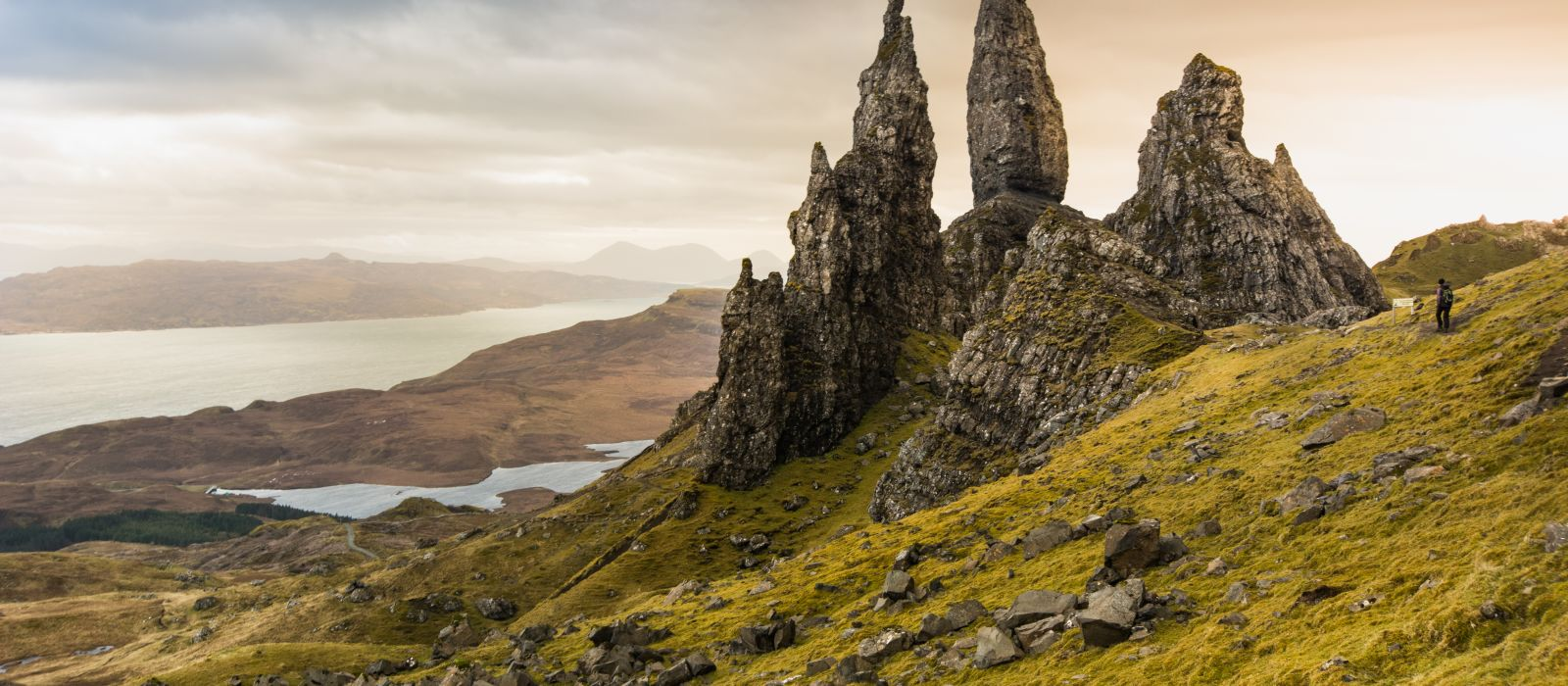 Overland Highlights of Scotland Tour Trip 4