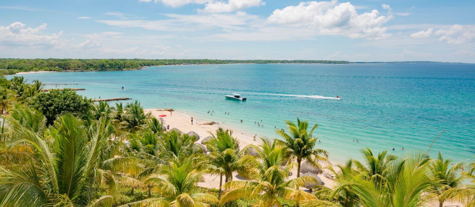 Kolumbien: Cartagena, Kaffeeregion & Isla Baru Urlaub 1