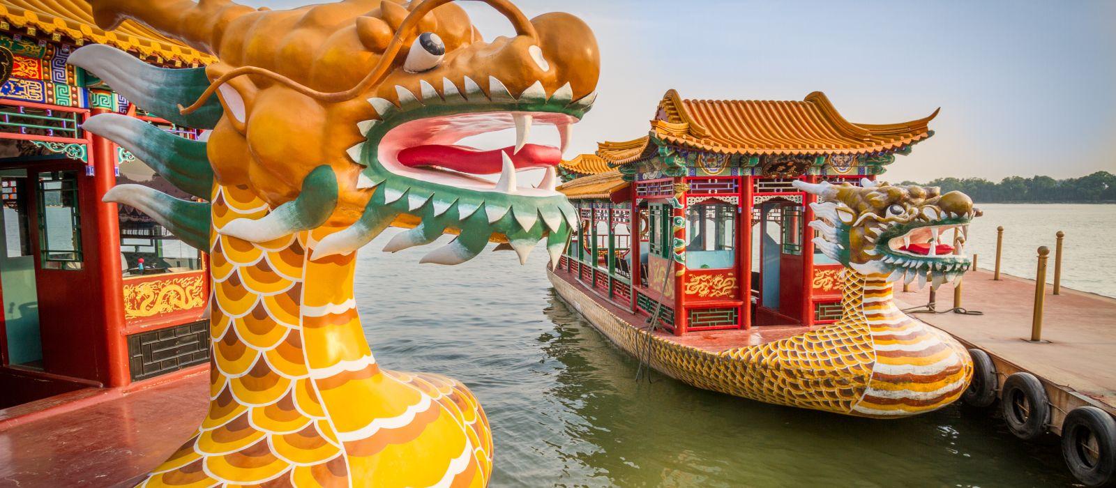 China für Familien: Weltkulturerbestädte, Natur & Strand Urlaub 1