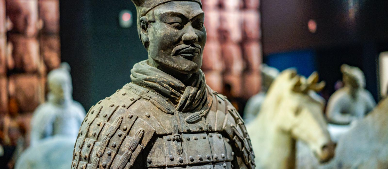 Imperial Cities, Tibet & Yangtze River Cruise Tour Trip 2