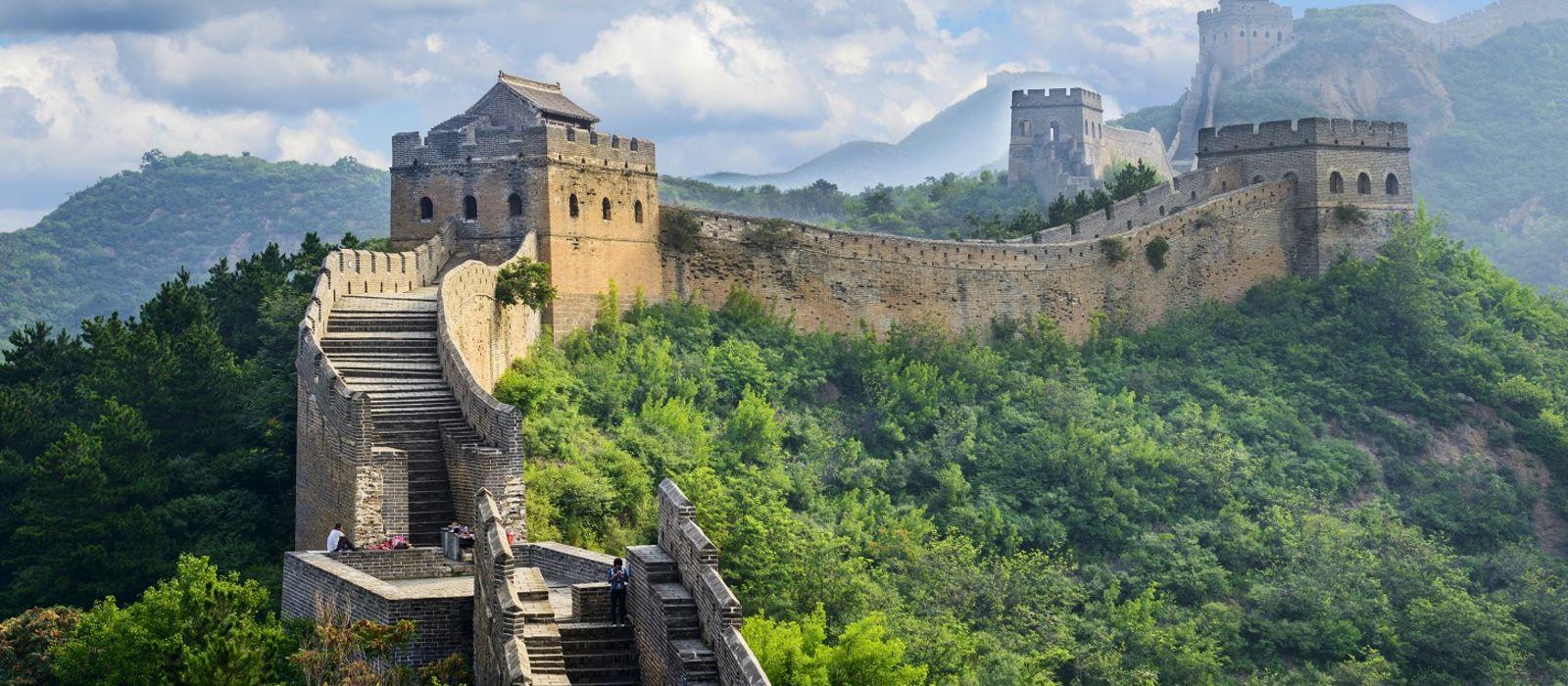 China für Einsteiger: Von Peking (Beijing) nach Shanghai Urlaub 4