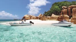 Reiseziel Alphonse Island Seychellen