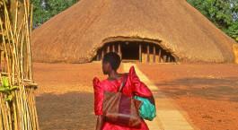 Reiseziel Kampala Uganda