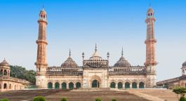 Reiseziel Lucknow Nordindien