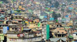 Reiseziel Kalimpong Ostindien