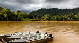 Reiseziel Pakbeng Laos