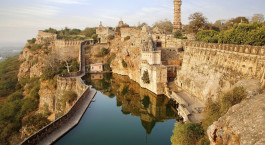 Reiseziel Chittorgarh Nordindien