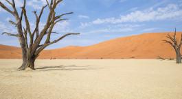 Reiseziel Sossusvlei Namibia