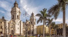 Reiseziel Lima Peru