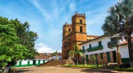 Destination Barichara Colombia
