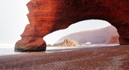 Reiseziel Agadir Marokko