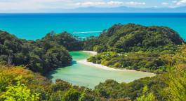 Reiseziel Abel Tasman Nationalpark Neuseeland