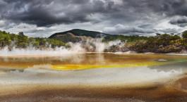 Destination Rotorua New Zealand