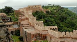 Reiseziel Kumbalgarh Nordindien