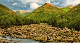 Destination Mountain Kingdom Lesotho