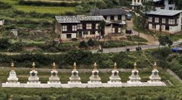 Destination Wangdue Bhutan