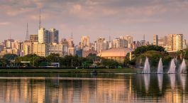 Destination Sao Paulo Brazil