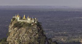Reiseziel Mt. Popa Myanmar