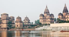 Destination Orchha North India