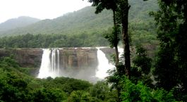 Athirapally Sur de India