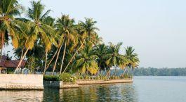 Reiseziel Kumarakom Südindien