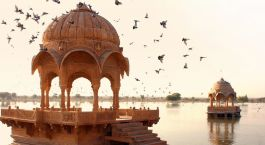 Destination Jaisalmer North India