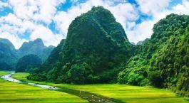 Destination Ninh Binh Vietnam