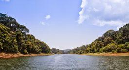 Thekkady Sud de l'Inde