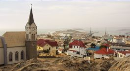 Reiseziel Lüderitz Namibia