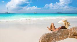 Reiseziel Praslin Island Seychellen