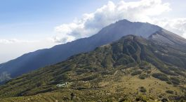 Destination Mt. Meru Tanzania