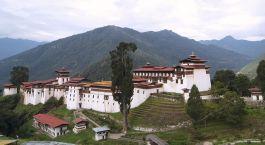 Destination Trongsa Bhutan