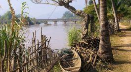 Reiseziel Pakse / Mekong Delta Laos