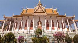 Destination Phnom Penh Cambodia