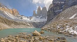 Destination Torres del Paine Chile