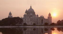 Reiseziel Kolkata Ostindien