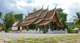 Destination Luang Prabang Laos