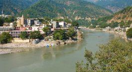 Rishikesh Zona de los Himalayas