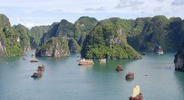 Reiseziel Danang Vietnam