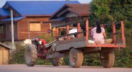 Reiseziel Thakek Laos