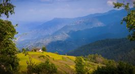 Almora Norte de India