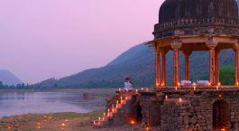 Reiseziel Ajabgarh Nordindien