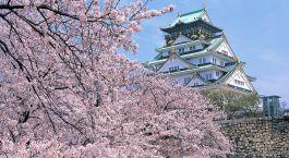 Reiseziel Osaka Japan