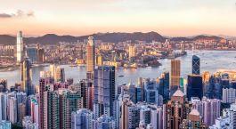Destination Hong Kong City Hong Kong
